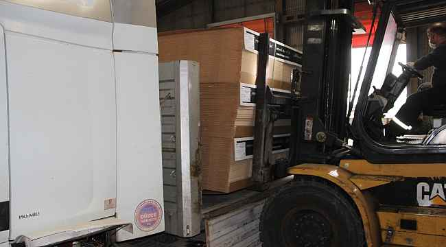 Düzce'de ihracat yüzde 39,8, ithalat yüzde 54,9 arttı