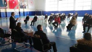 Erdek'te Pandemi Kurulu toplandı