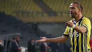 Fenerbahçe, Caner Erkin'i oyundan çıkarken gösterdiği tepki nedeniyle uyaracak
