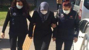 FETÖ firarisi öğretmen kadın sahte kimlikle yakalandı