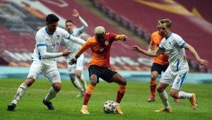Galatasaray evinde 10 maçtır kaybetmiyor