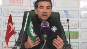 Giresunspor - Altay maçının ardından