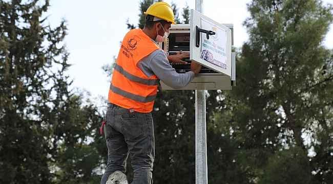 Haliliye'de 'Güvenli Park Projesi' hayata geçiriliyor
