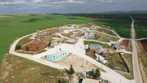 Haliliye'de kırsal mahallelerde yol çalışmaları sürüyor
