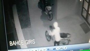 Hayırsız evlat 4 gün arayla babasının motoru ve arabasını çaldı