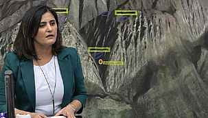 HDP'li Dirayet Dilan Taşdemir 9 Haziran'da Gara'ya sivil kıyafetle gitmiş
