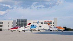 HondaJet, 4'üncü kez sınıfının en çok satan uçağı oldu