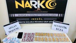 İnegöl'de uyuşturucu operasyonu - Bursa Haberleri