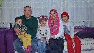 Kanser hastası 3 çocuk annesinin tek isteği malulen emekli olmak