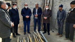 Karatay Belediye Başkanı Hasan Kılca'dan mahalle ziyaretleri
