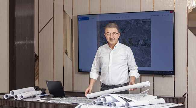 Kemerburgaz'daki rezerv yapı alanı iddialarına cevap