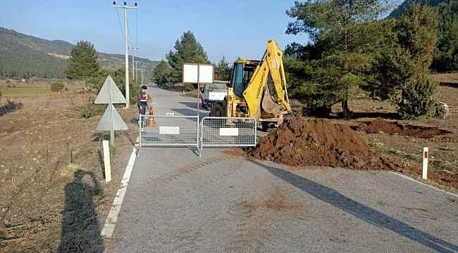 Kılavuzlar Köyü ikinci kez karantinaya alındı