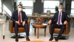 Kırcaali'den iş birliği teklifi - Bursa Haberleri