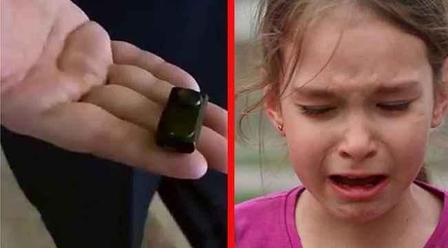 Kızlarının saçlarının arasına kayıt cihazı koyan aile, öğretmenin zorbalığını yakaladı