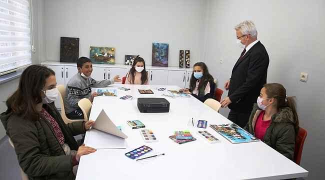 Konaklı'ya Kadın ve Çocuk Akademisi - Bursa Haberleri