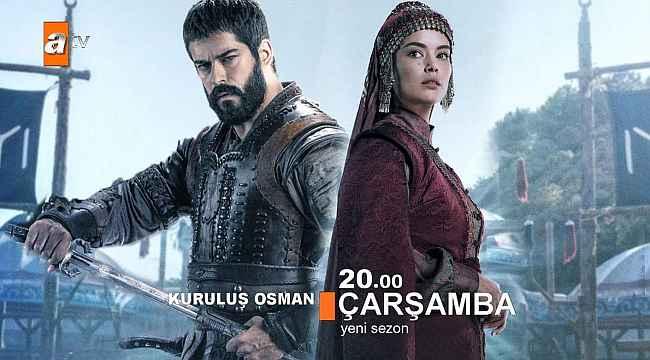Kuruluş Osman 48.bölüm fragmanı! Kuruluş Osman fragmanı izle ! ATV YouTube