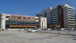 Manisa'da pandemi hastanesi normale dönüyor