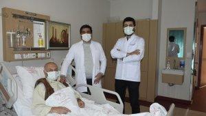 Mardin'de ilk kez artroskopik kalça ameliyatı yapıldı