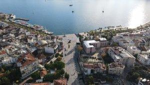 Marmaris'te turizm sezonu öncesi korona virüs mücadelesi toplantısı yapıldı