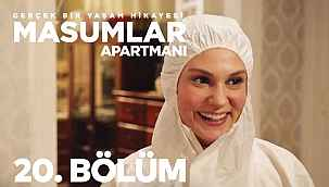 Masumlar Apartmanı 20. bölüm izle! Masumlar Apartmanı son bölüm full, 2 Şubat 2021 tek parça TRT, YouTube izle!