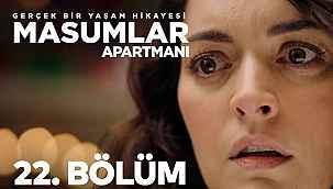 Masumlar Apartmanı 22. bölüm izle! TRT1 de Masumlar Apartmanı 22. bölüm full izle, YouTube, 16 Şubat 2021