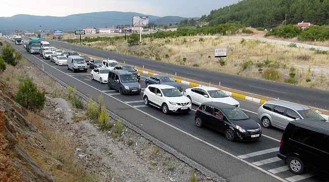 Muğla'da araç sayısı 1 ayda 2 bin 432 arttı