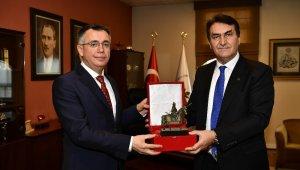 Osmangazi Meydanı Kırcaali'ye ilham oldu - Bursa Haberleri
