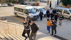 Osmaniye'de 9 koyun çalan 4 hırsız yakalandı