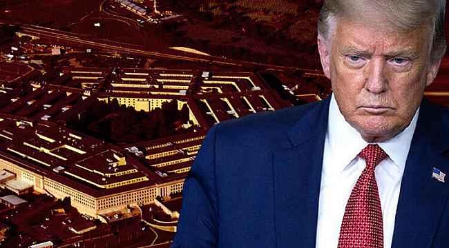 Pentagon'daki Trump operasyonu