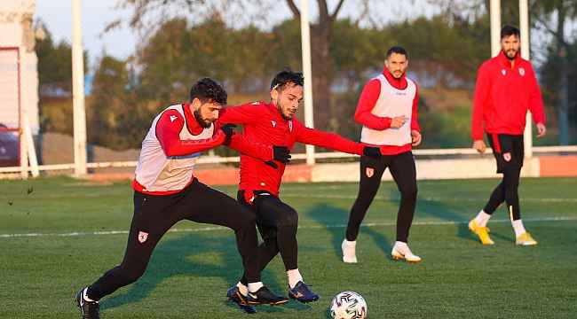 Samsunspor ile Eskişehirspor 50. randevuda