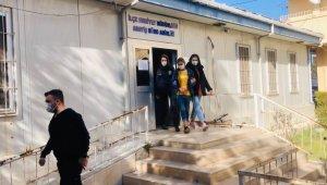 Şanlıurfa'da uyuşturucu operasyonunda 3 gözaltı