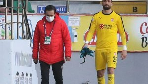 Sivasspor'da kaleci Muammer şoku!