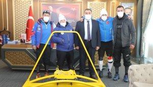 Sunar'dan Milli Kayakçılara motivasyon desteği