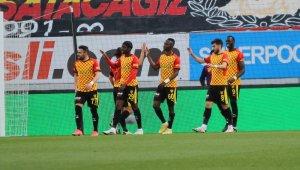Süper Lig: Göztepe: 1 - Kasımpaşa: 0