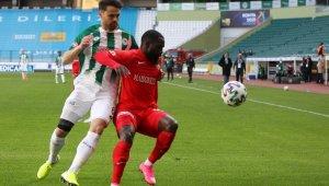 Süper Lig: Konyaspor: 0 - Gaziantep FK: 0