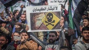 Suriye rejimi kimyasal silahlarla katliamlara hazırlanıyor