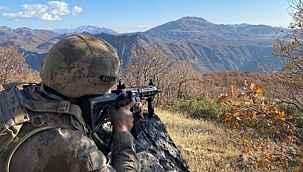 Terör örgütü PKK'ya bir darbe daha... Kırmızı listede aranan terörist öldürüldü