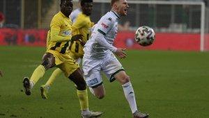 TFF 1. Lig: Bursaspor: 0 - Menemenspor: 0