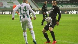 TFF 1. Lig: Giresunspor: 0 - Altay: 0