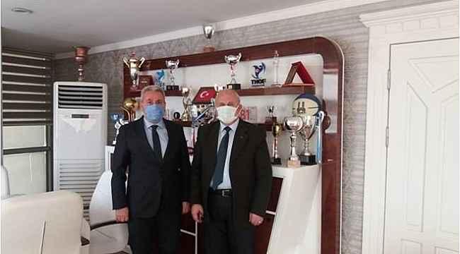 TSK Mehmetçik Vakfı ziyaretlerini sürdürüyor