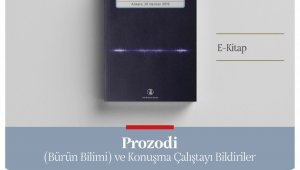Türk Dil Kurumundan yeni bir E-Kitap: Prozodi ve Konuşma Çalıştayı Bildiriler