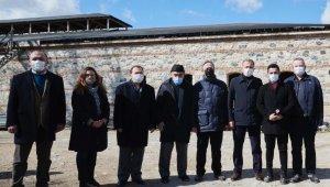 Vali Yerlikaya'dan Rami Kışlası paylaşımı