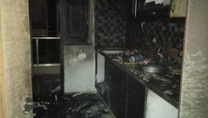Yalova Çınarcık'ta doğalgaz patlaması