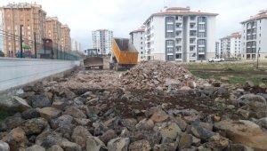 Yenişehir'e yeni imar yolları