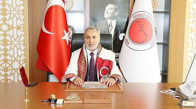 Yozgat Bozok Üniversitesi'nde 1 Mart'ta yüz yüze uygulamalı eğitim başlıyor