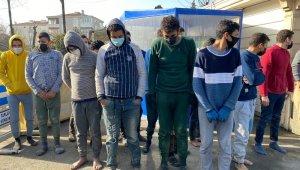 Yunanistan'dan gönderilen göçmenler Silivri polisi tarafından bulundu