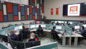 Yurt genelindeki Acil Çağrı Merkezi sayısı 70'ye yükseldi