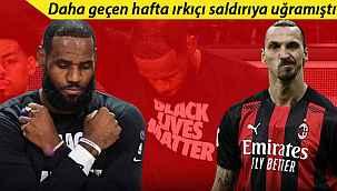 Zlatan Ibrahimovic'den LeBron James'e eleştiri