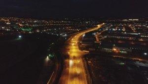 500 bin lamba ile aydınlatılıyor - Bursa Haberleri