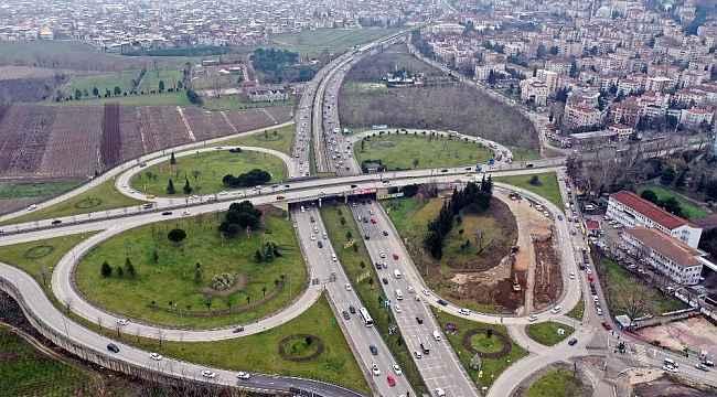 Acemler'de trafik düzenlemesi - Bursa Haberleri